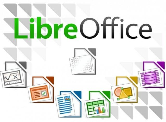 LibreOffice Header