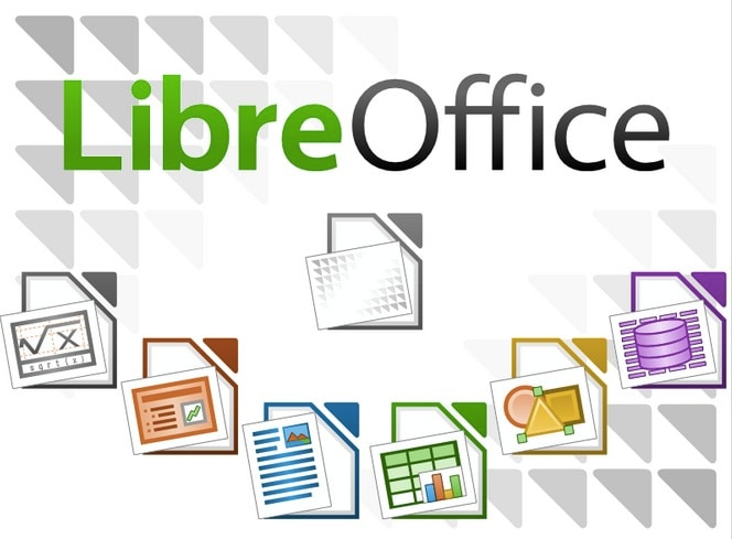 LibreOffice Header