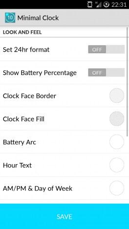 Minimal clock (1)