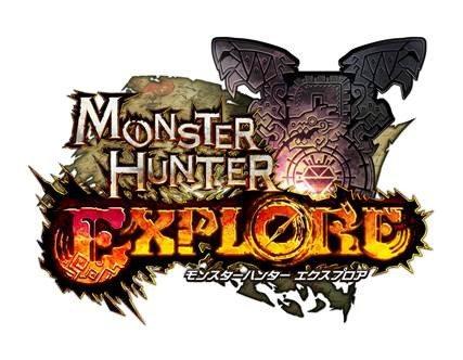 Monster Hunter Explore Logo