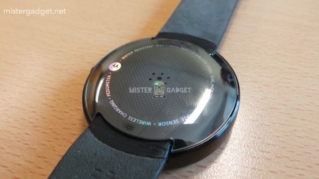 Motorola Moto 360 dal vivo 4