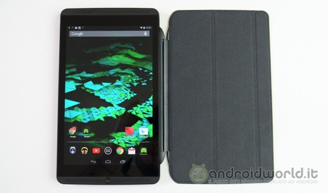 Nvidia Shield Tablet 17