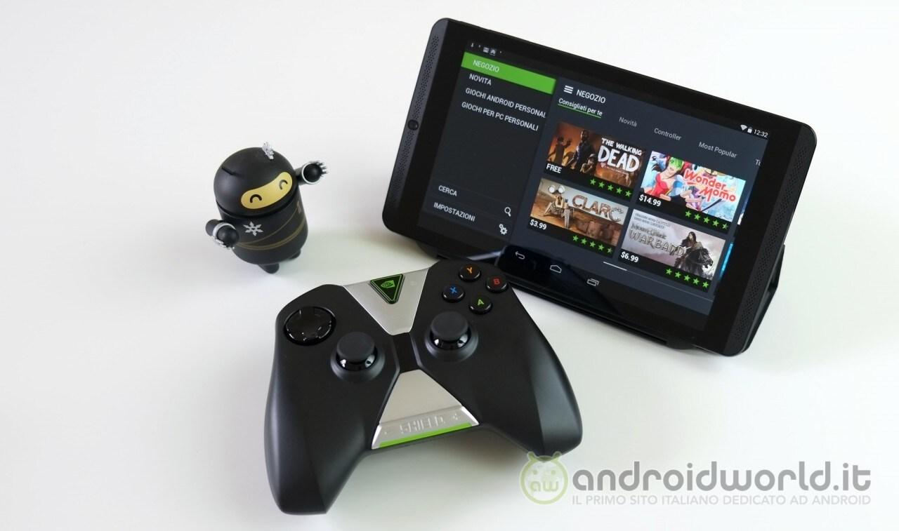 NVIDIA Shield Tablet: ecco una recovery e le prime ROM