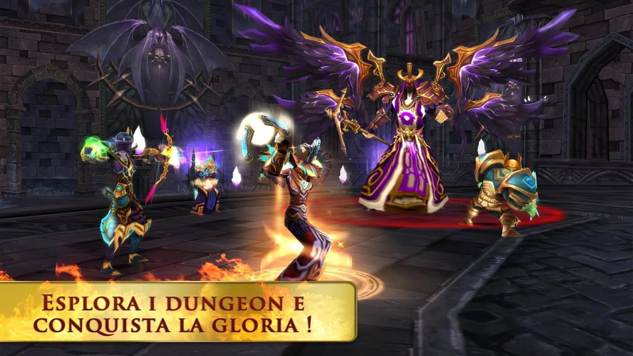 Order & Chaos Android Gratis