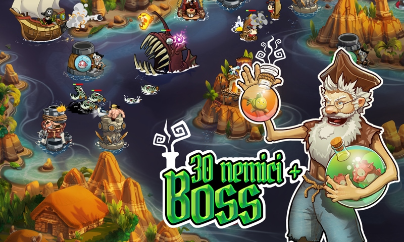 Pirate Legends Android (5)
