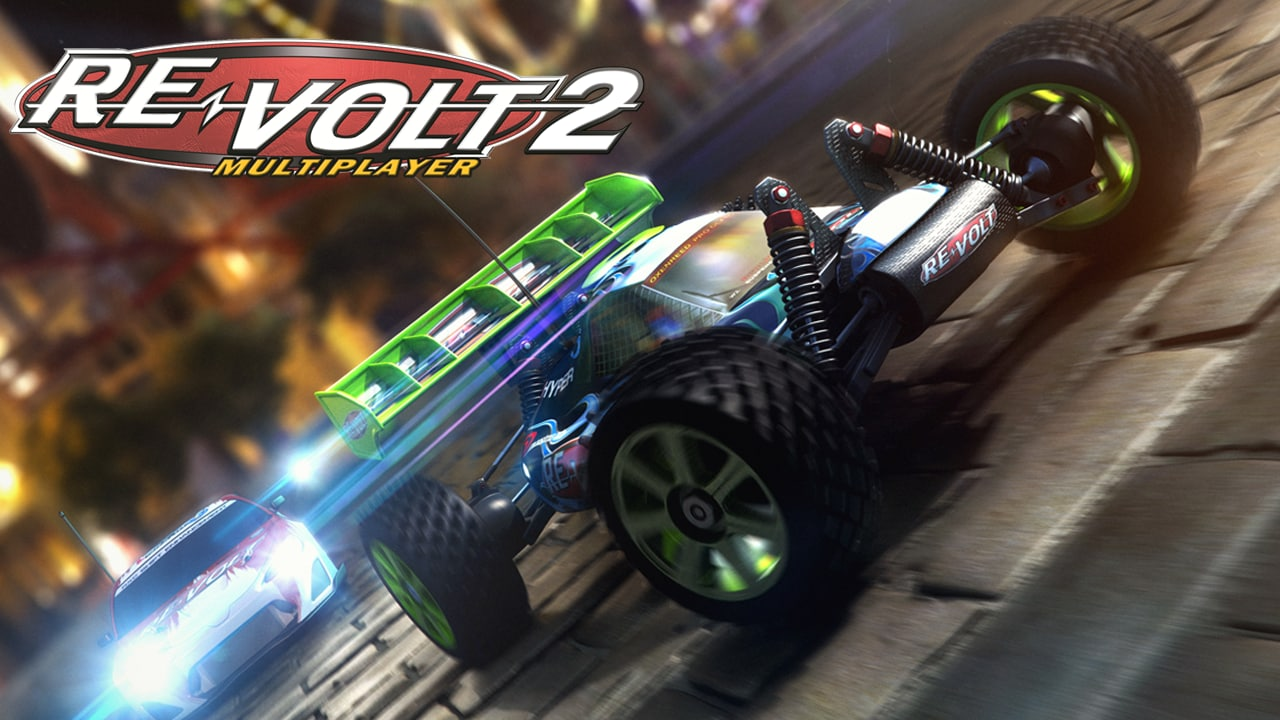 RE-VOLT 2  MULTIPLAYER Header