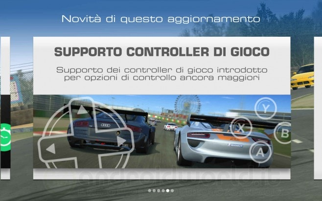 Real Racing 3 Controller 1