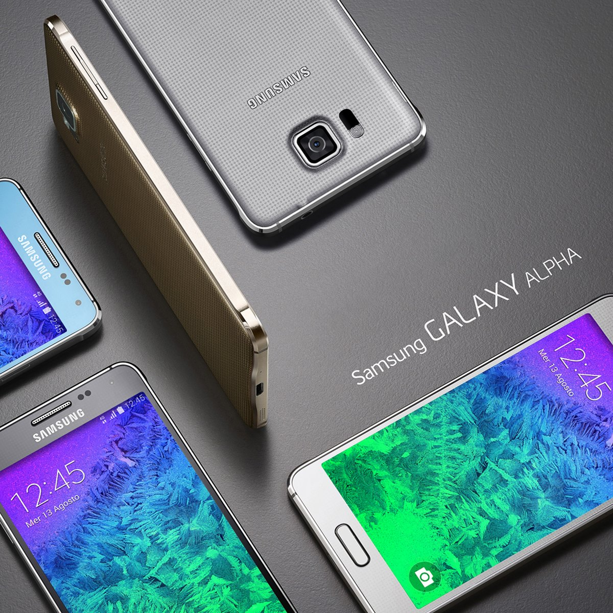Samsung Galaxy Alpha final