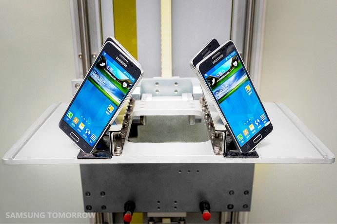 Samsung Galaxy Alpha produzione 5