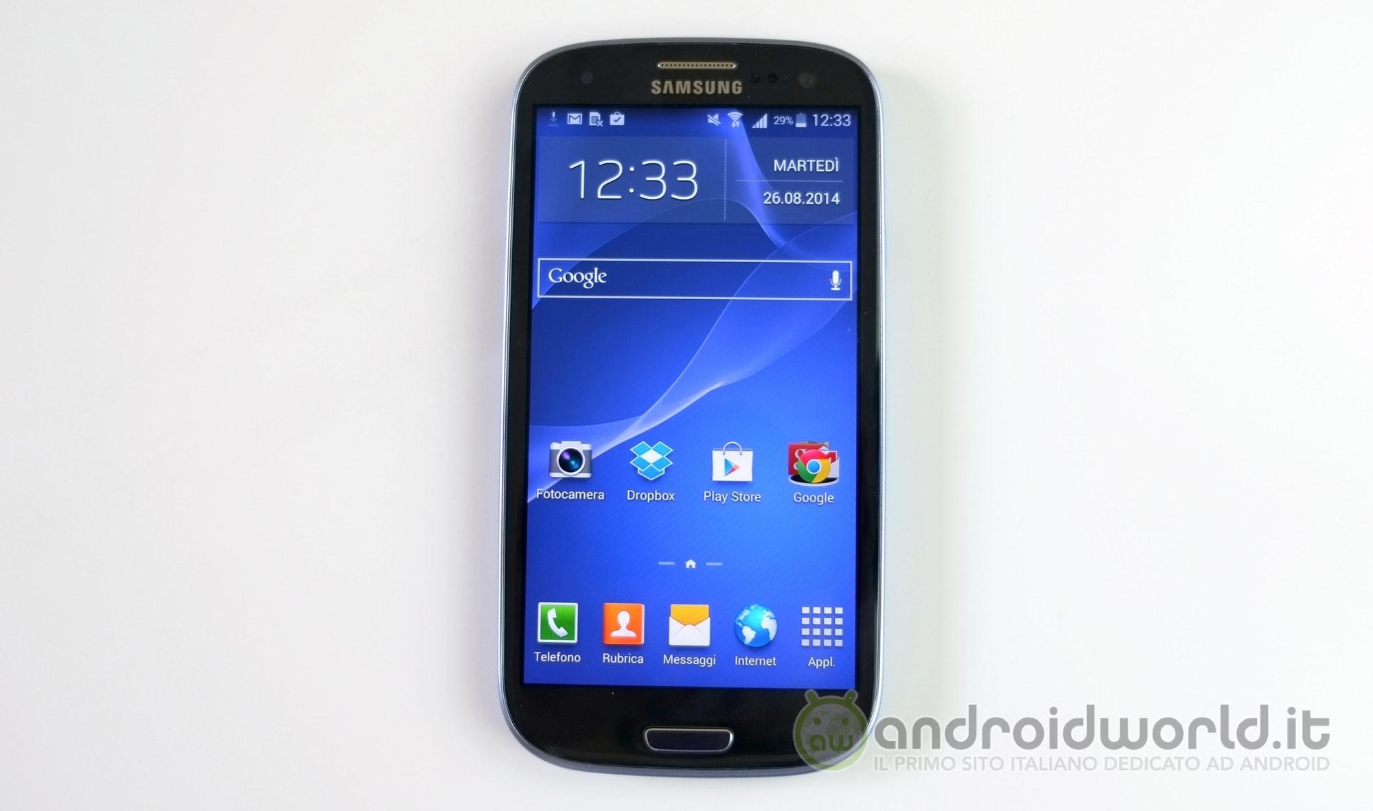 Samsung Galaxy S III Neo 1