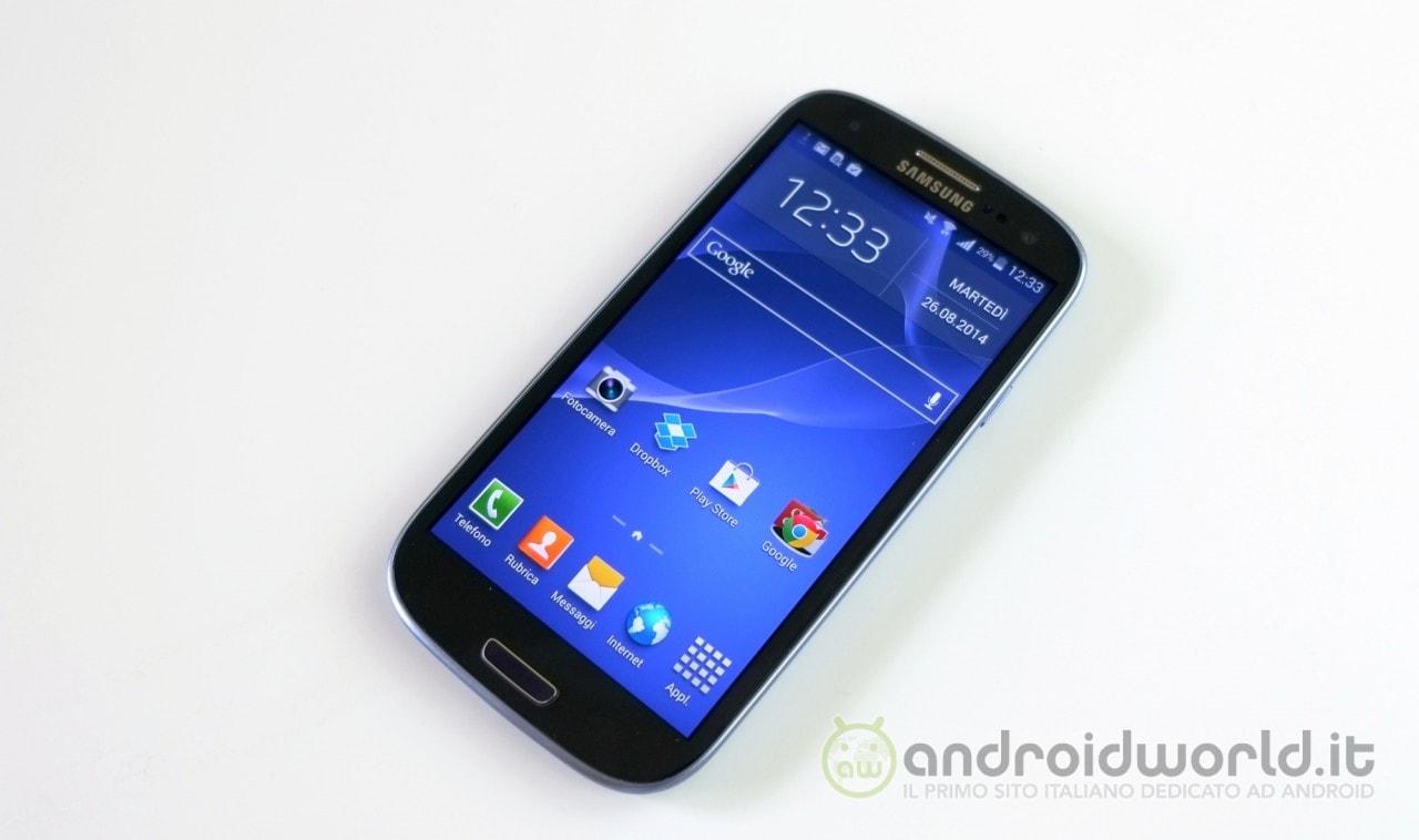 Samsung Galaxy S III Neo riceve parte del software di Galaxy S5 grazie a questa ROM (guida)