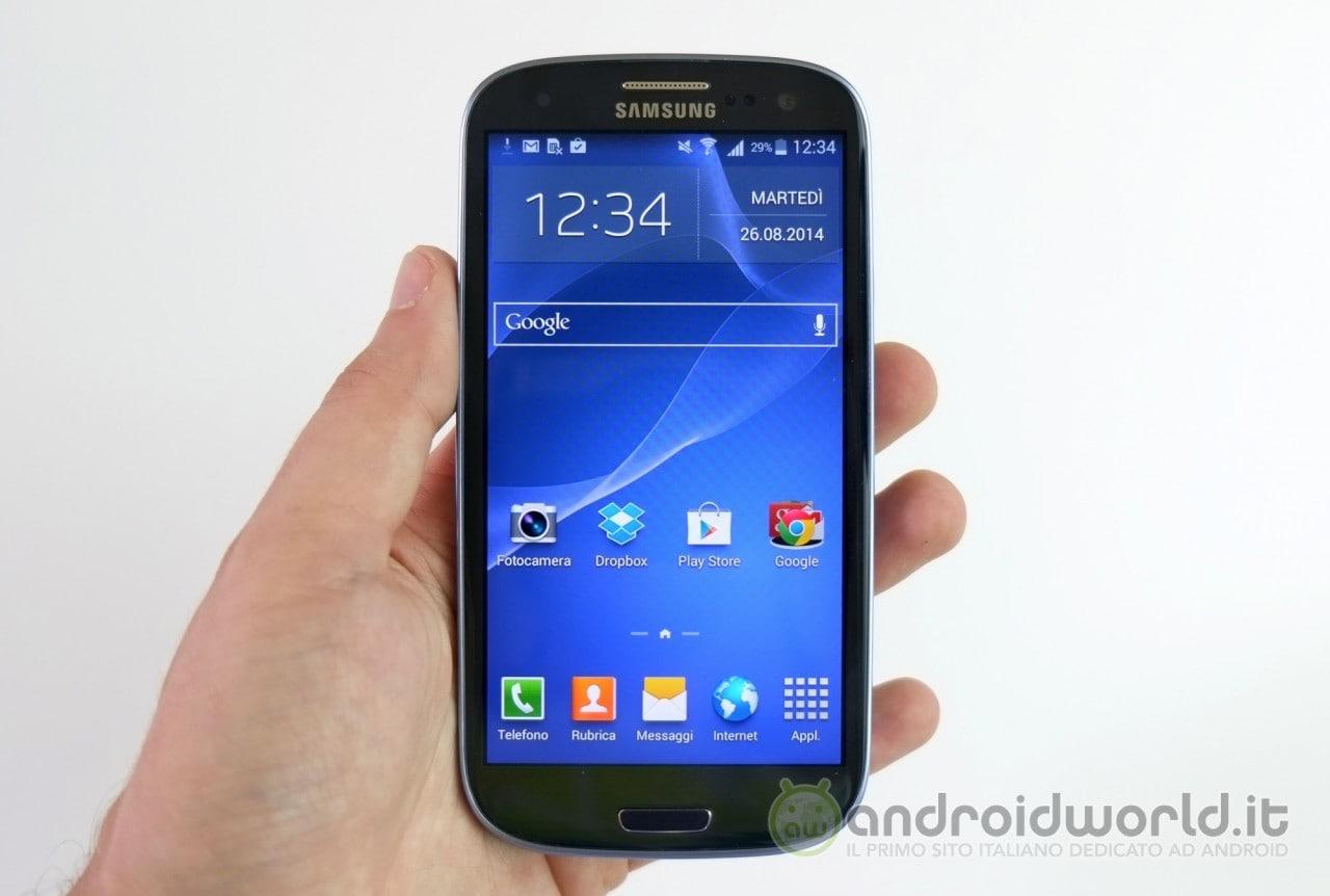 Samsung Galaxy S III Neo 3
