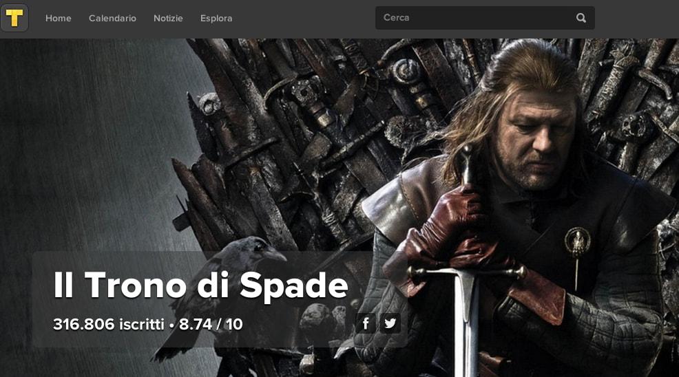 TVShow Time: l'app per tenere traccia delle serie TV, con annesso un potente servizio di streaming (foto e video)