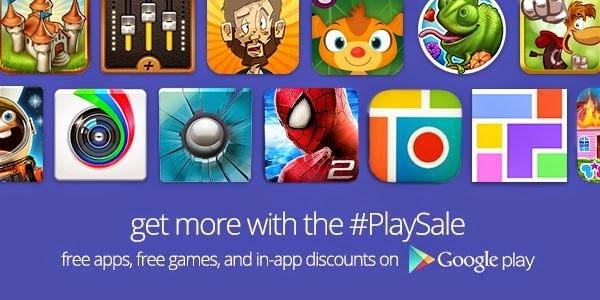 Ecco tutti gli sconti su giochi e applicazioni disponibili sul Play Store di Google