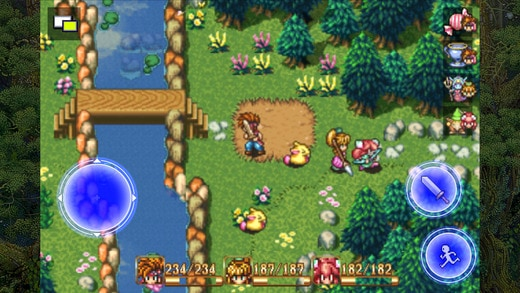 Secret of Mana Android