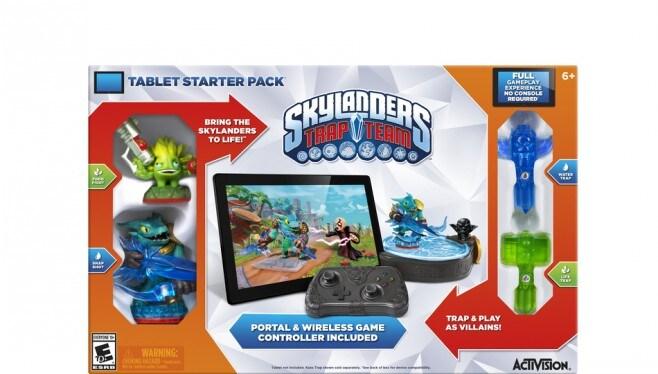 Skylanders Trap Team Android (2)