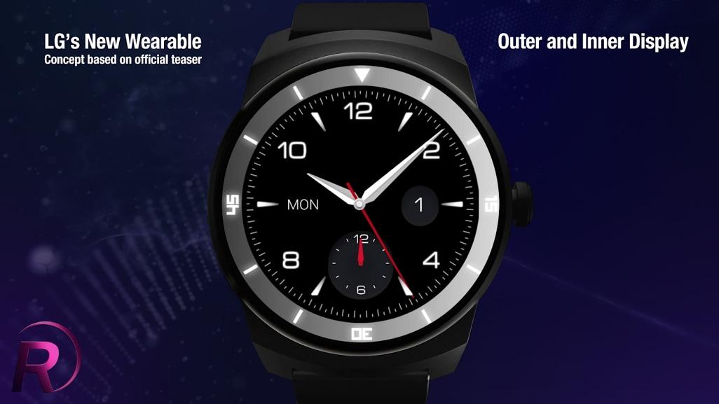 Ecco a voi le animazioni che ci spiegano le possibili funzioni di LG G Watch R! (foto)