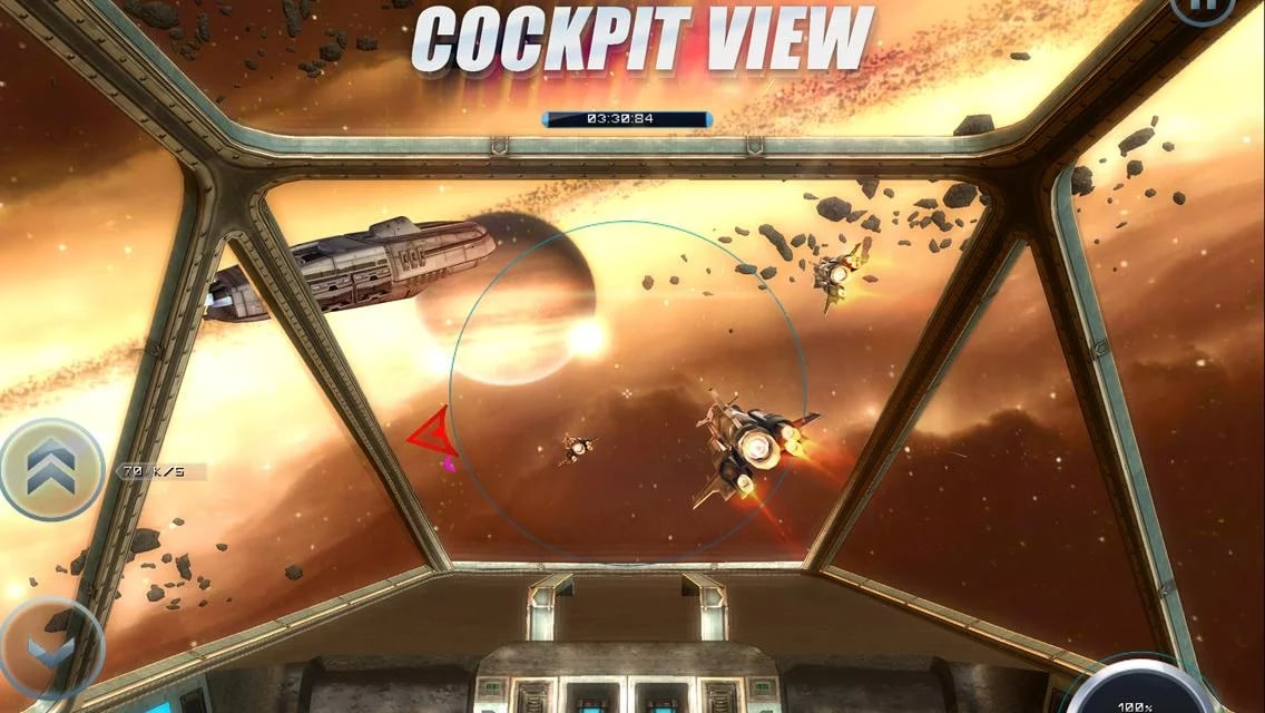Strike Wing: Raptor Rising, il nuovo simulatore spaziale di Crescent Moon Games (foto e video)