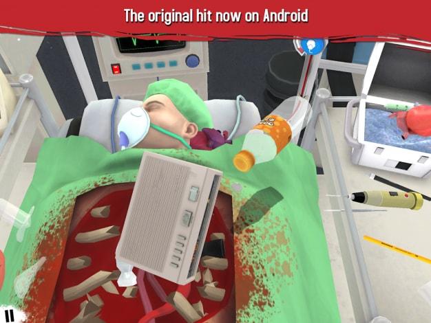 Surgeon Simulator Android (1)