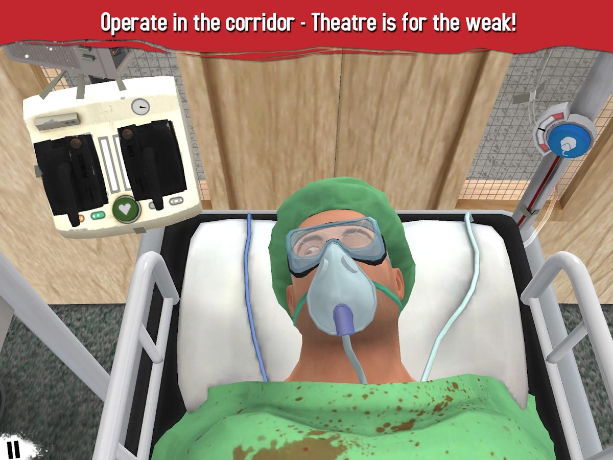 Surgeon Simulator: il folle simulatore di chirurgia di Bossa Studios arriva su Android (foto e video)