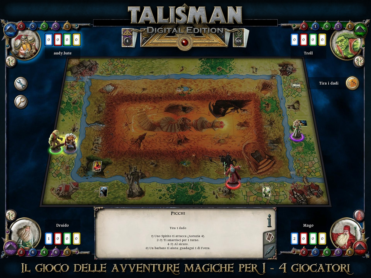 Talisman Digital Edition Android (1)