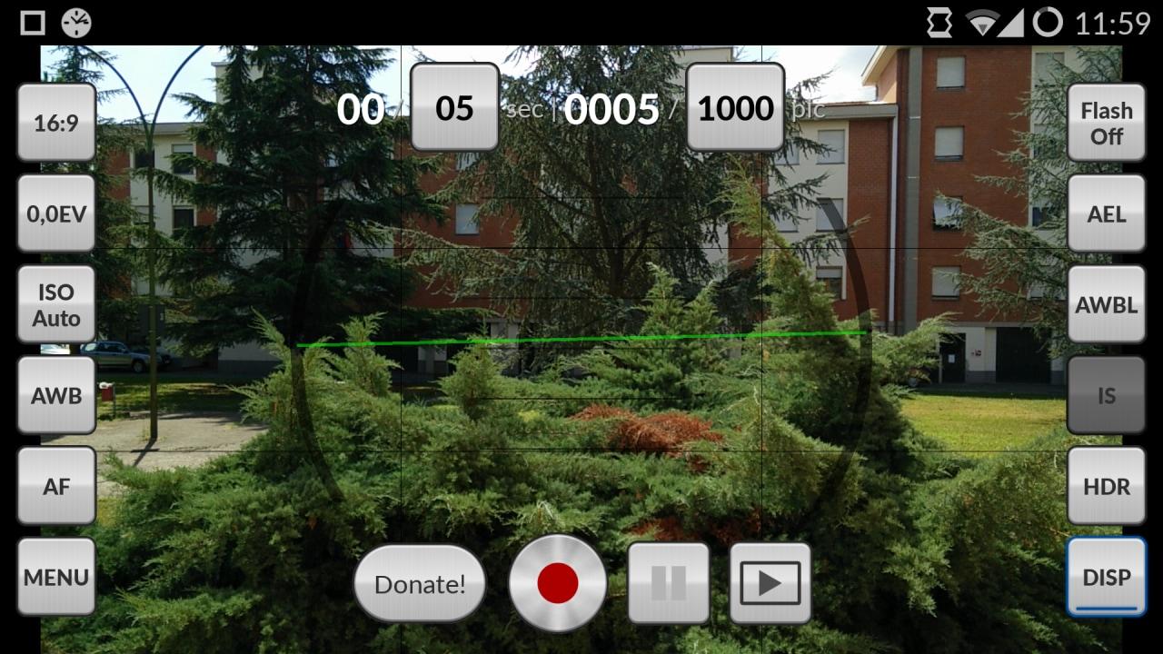 Scattare time lapse con il proprio smartphone: Time & Tide (foto)