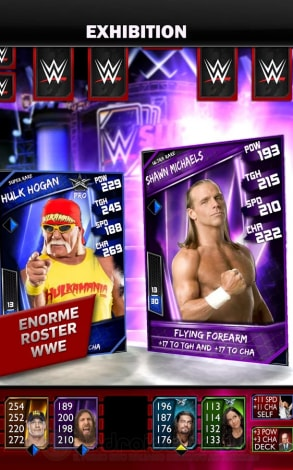WWE Supercard Android (4)