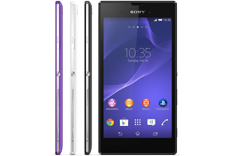 Sony Xperia T3 arriva ufficialmente in Italia a 399€