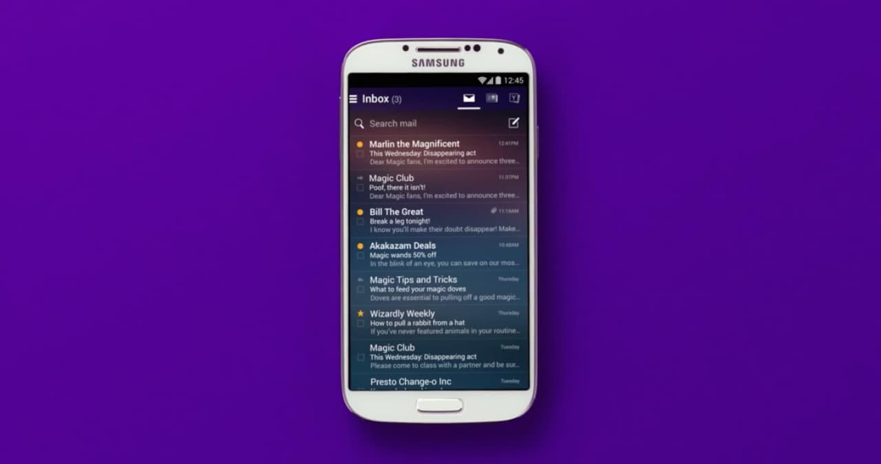 Yahoo! Mail si aggiorna e introduce la gestione dei filtri