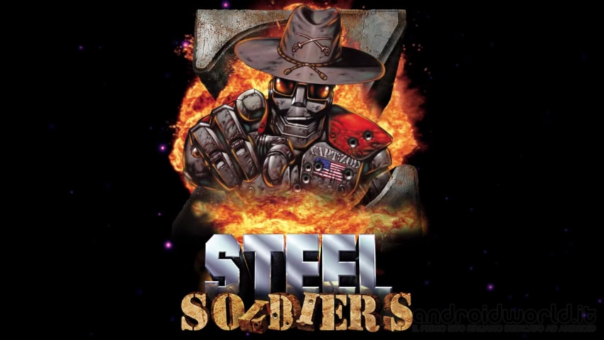 Z Steel Soldier Android Header