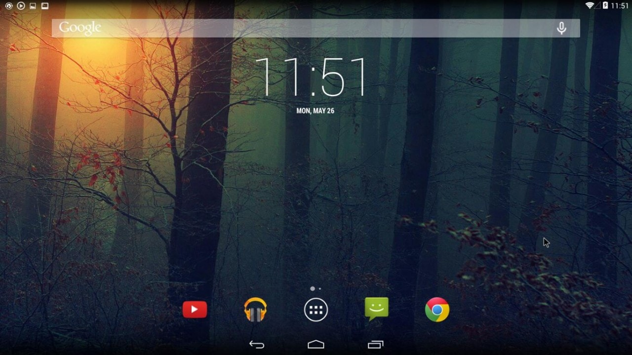 android 4.4 pc