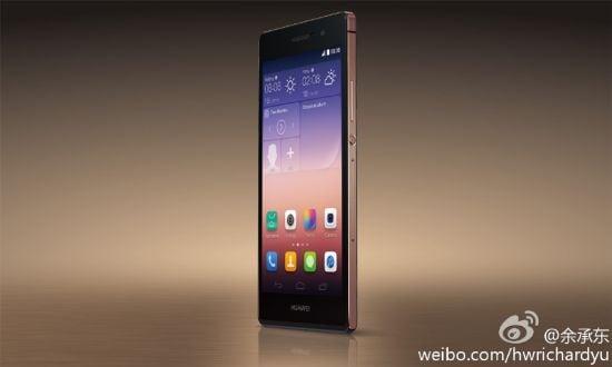 Huawei Ascend P7 con vetro zaffiro confermato in arrivo