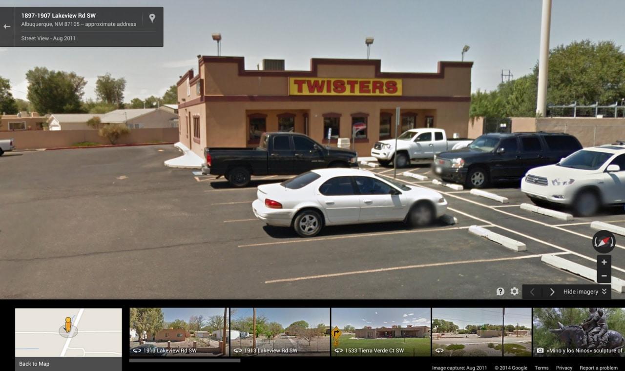 Google Maps vi porta sul set della vostra serie TV preferita