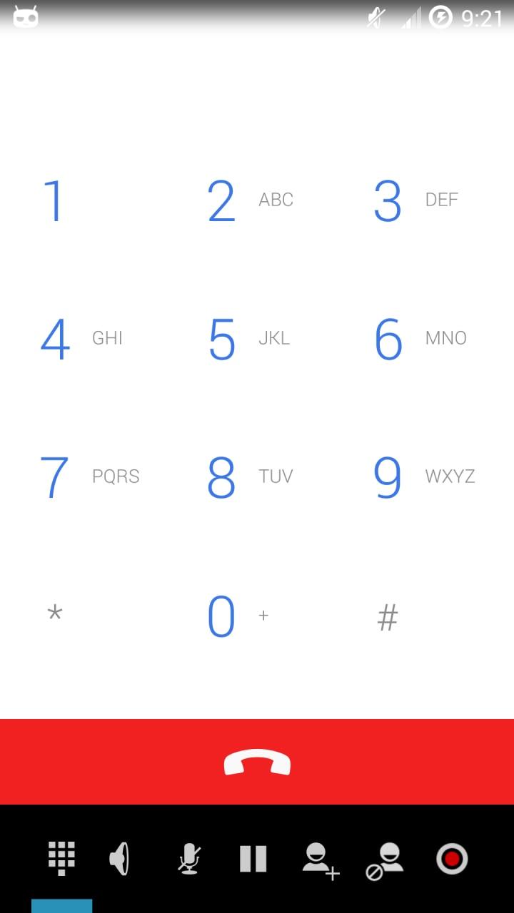 CyanogenMod aggiunge nelle nightly la registrazione delle chiamate, ma è molto nascosta