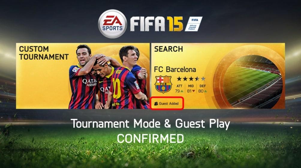 FIFA 15: Ultimate Team, l'Hands-on al Gamescom 2014 (video)