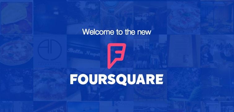Foursquare 4.0 impara dai nostri gusti per proporci i posti migliori (foto e video)