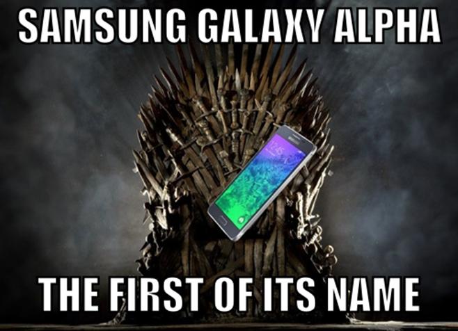 galaxy alpha galaxy a