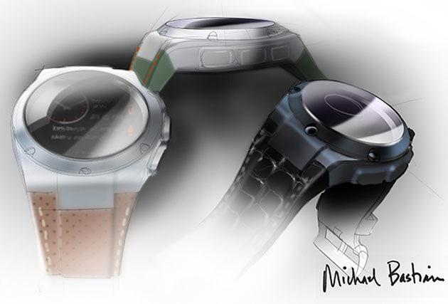 HP prepara uno smartwatch di lusso: avrà Android Wear? (foto)