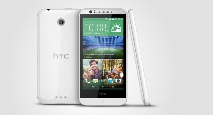 HTC Desire 510 ufficiale con Snapdragon 410 a 64-bit (foto)