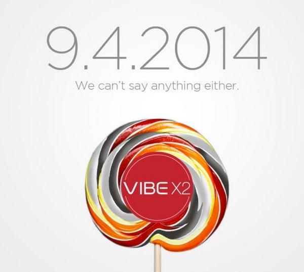 Android Lollipop nell'invito di Lenovo ad IFA 2014
