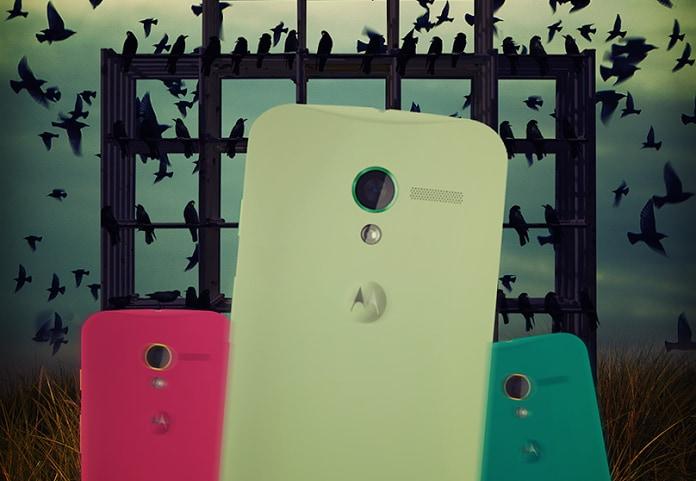 Motorola migliora fotocamera e galleria con due aggiornamenti