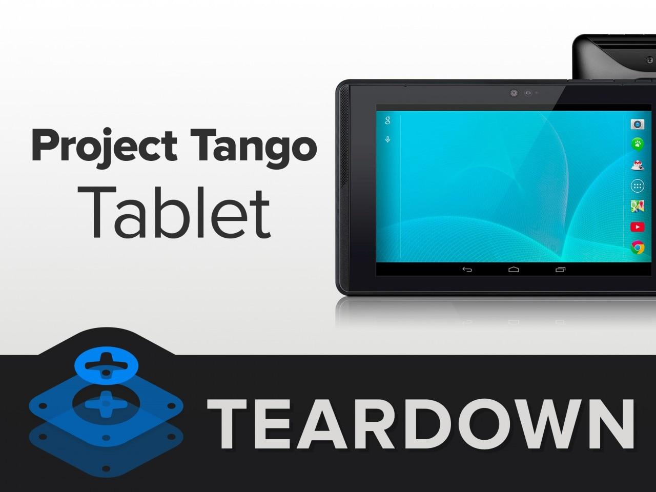 project tango teardown