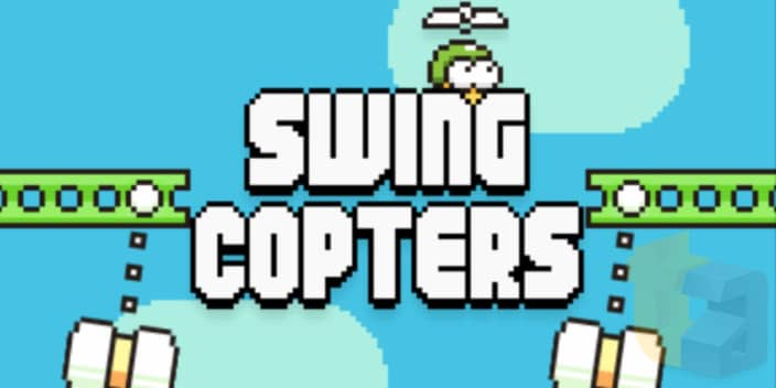 swing copters flappy bird