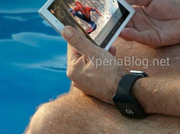xperia z3 tablet compact smartwatch 3