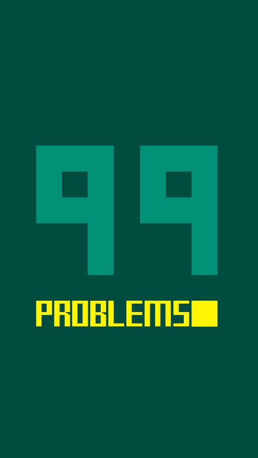 99 Problems Header