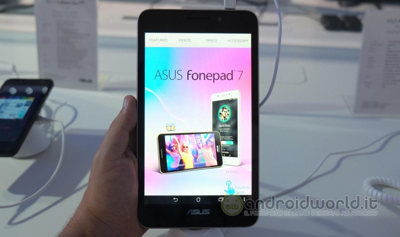 ASUS Fonepad 7 3