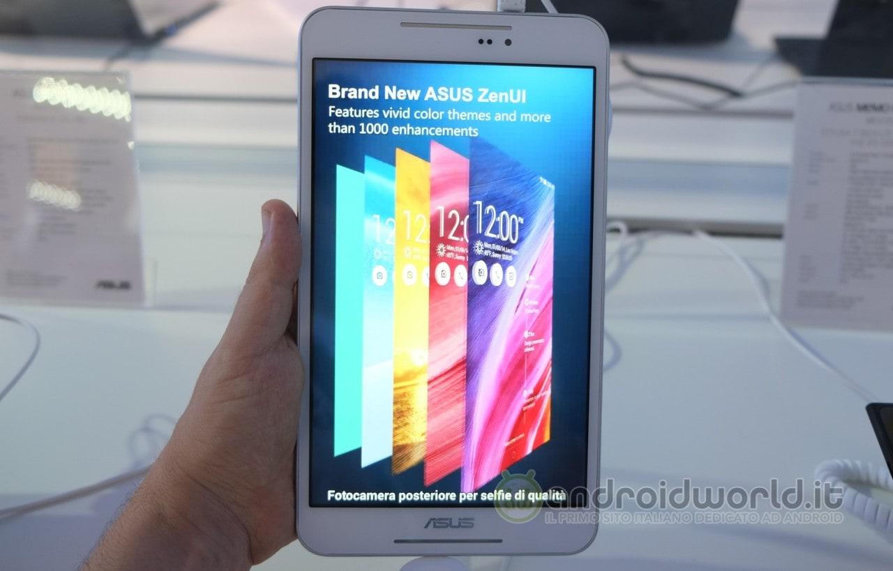 ASUS Fonepad 8 arriva nei negozi italiani