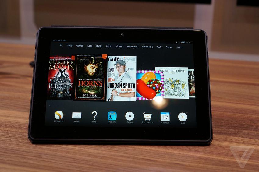 Amazon Fire HDX 8.9: software, accessori e hands-on (video)