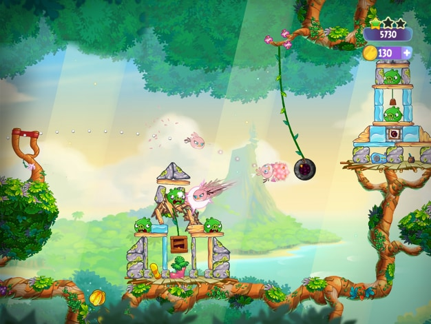 Angry Birds Stella Android (5)