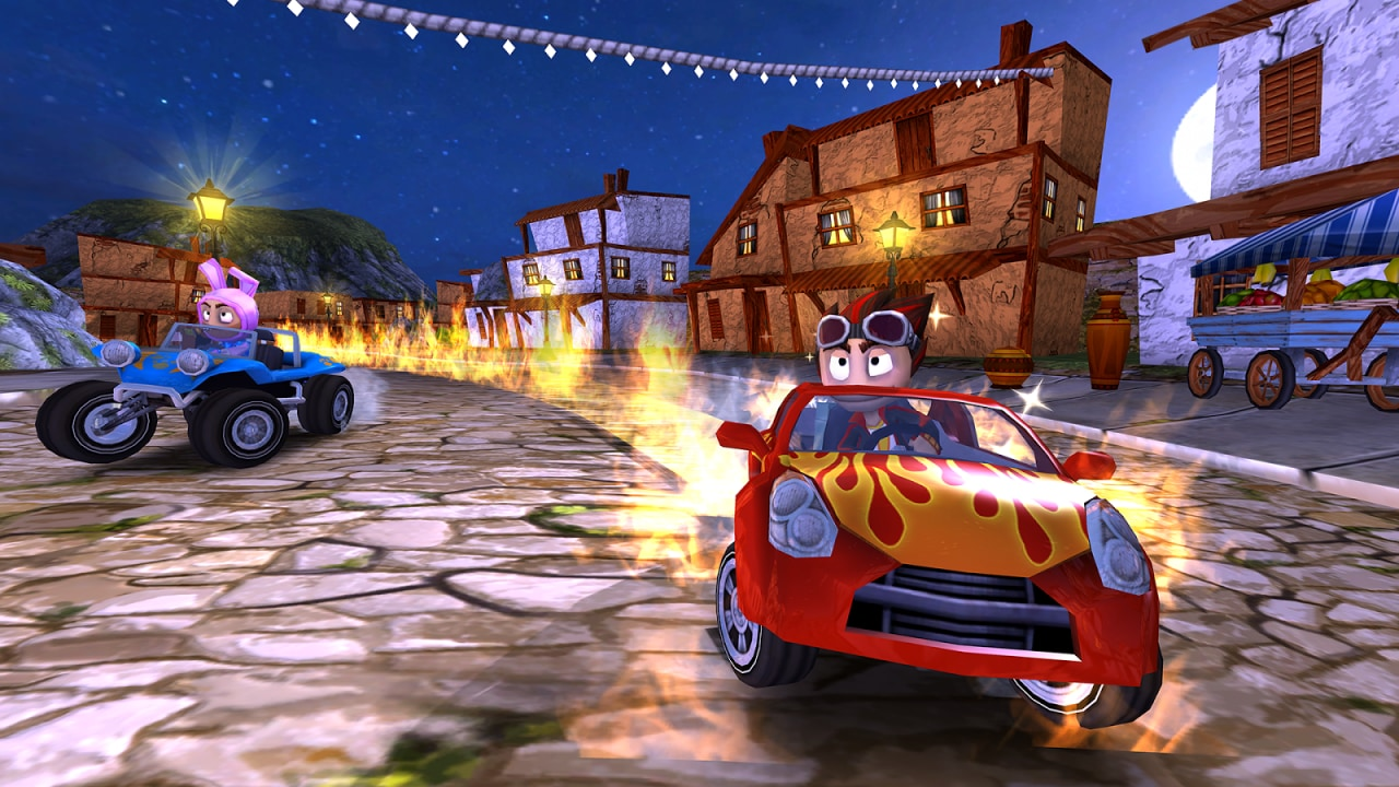 Beach Buggy Racing Android (3)